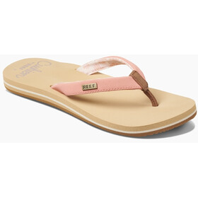Reef Cushion Sands Sandals Girls, cantaloupe